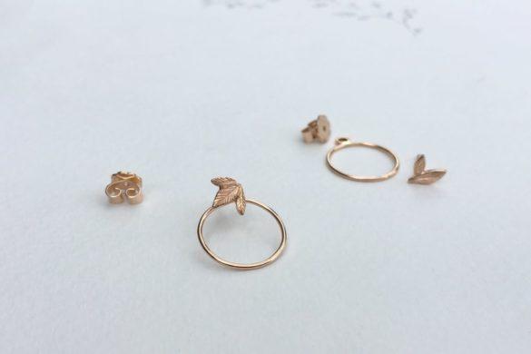 Bijoux Marielle Girardin, boucles d'oreilles, création personnalisée, Neuchâtel